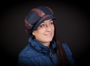 Sewing hats for adults and children - outsourcing and